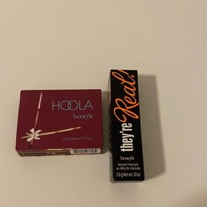 Benefit - Hoola Bronzer and They're Real Mascara